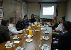 Socios participan en reunión de lanzamiento de Semana de la Construcción noticias
