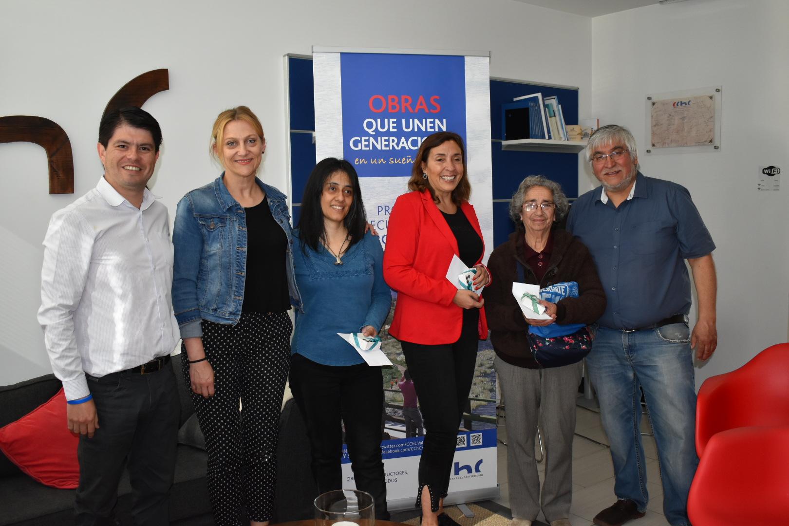 CChC Valdivia entrega premios de los concursos de Fotografía y Pintura noticias