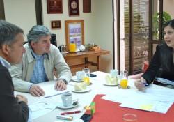 Comité de Infraestructura revisa avances del seminario sobre nueva norma sísmica noticias