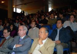 Alta convocatoria en seminario sobre nueva norma sísmica noticias