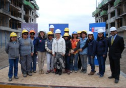 Ochenta mujeres serán capacitadas en oficios del sector construcción noticias