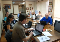 Comité de Proveedores participa en curso de navegación avanzada en Internet noticias