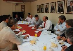 Seremi MINVU se reúne con integrantes de la Comisión de áridos y del Comité de <mark>infraestructura</mark> noticias