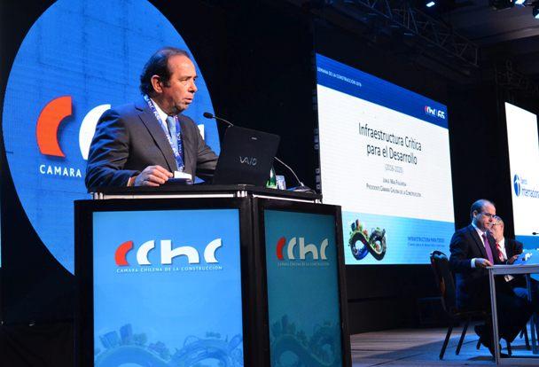CChC entregó nueva versión del informe <mark>Infraestructura</mark> Crítica para el Desarrollo (ICD) noticias