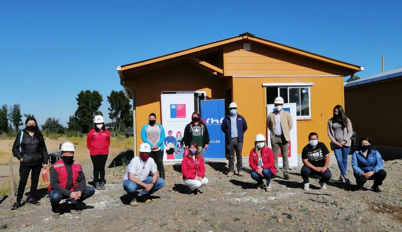 Con un curso de ceramista la CChC Chillán promueve inserción de la mujer a la construcción noticias