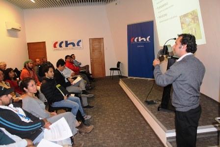 CDT y CChC siguen desarrollando Nodo de Energía en Calama noticias
