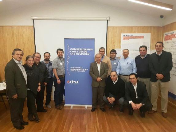 CChC Punta Arenas realiza Encuentro de Descentralización noticias