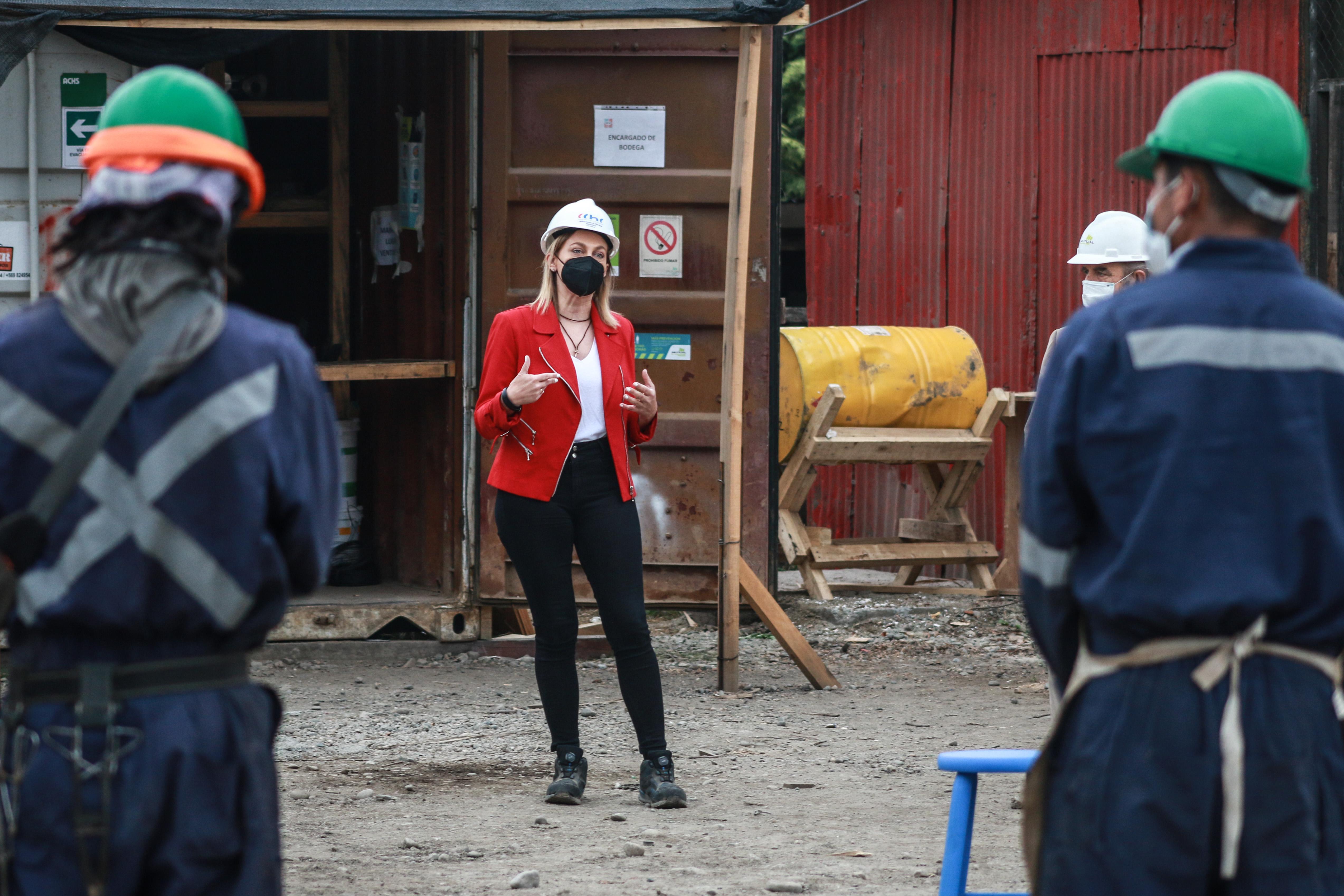 Cámara Chilena de la Construcción lanza portal de empleo trabajosenobra.cl noticias