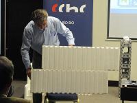 """Charla técnica """"Construcción Sustentable"""" noticias"""