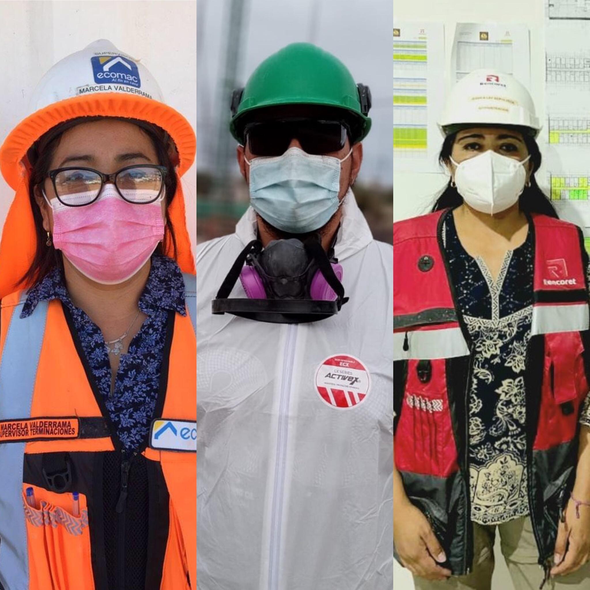 En el Día del Trabajador de la Construcción se valora el esfuerzo y compromiso para enfrentar esta pandemia y mantener las Obras Seguras noticias