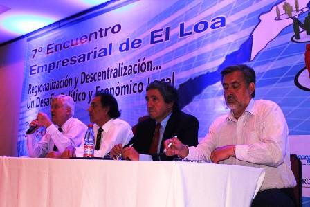 Exitoso Encuentro Empresarial desarrolló la CChC en Calama noticias
