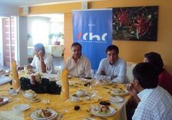 214 trabajadores de empresas asociadas a la CChC Delegación La Serena se certifican en competencias laborales noticias