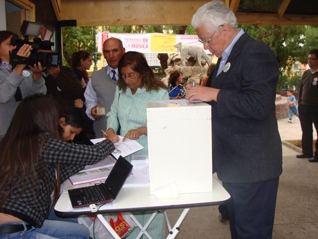 Cerca de 26  mil personas votaron en Consulta Ciudadana noticias