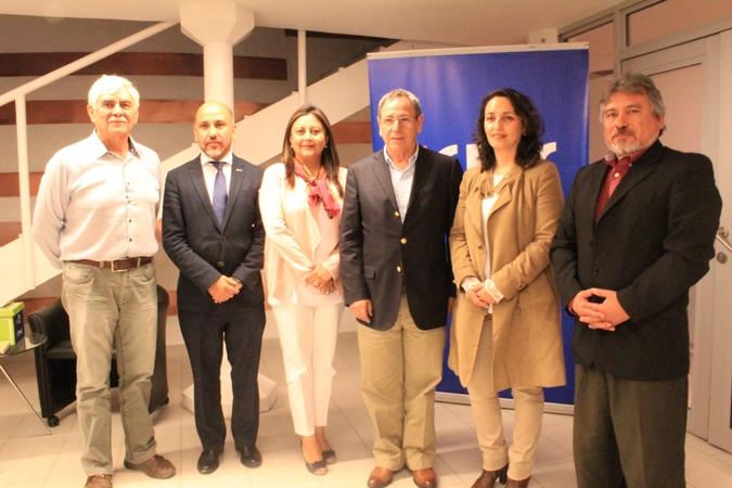 Directivos de CChC Calama se reúnen con actual Seremi de Minería de la región de Antofagasta noticias