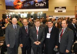 CChC presente en Feria de Minería en Toronto noticias