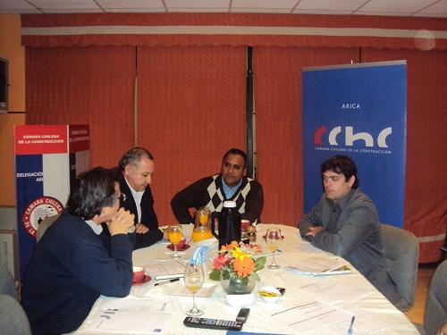 Sesión Ampliada Comité de <mark>Vivienda</mark> e Inmobiliario DR.Arica noticias