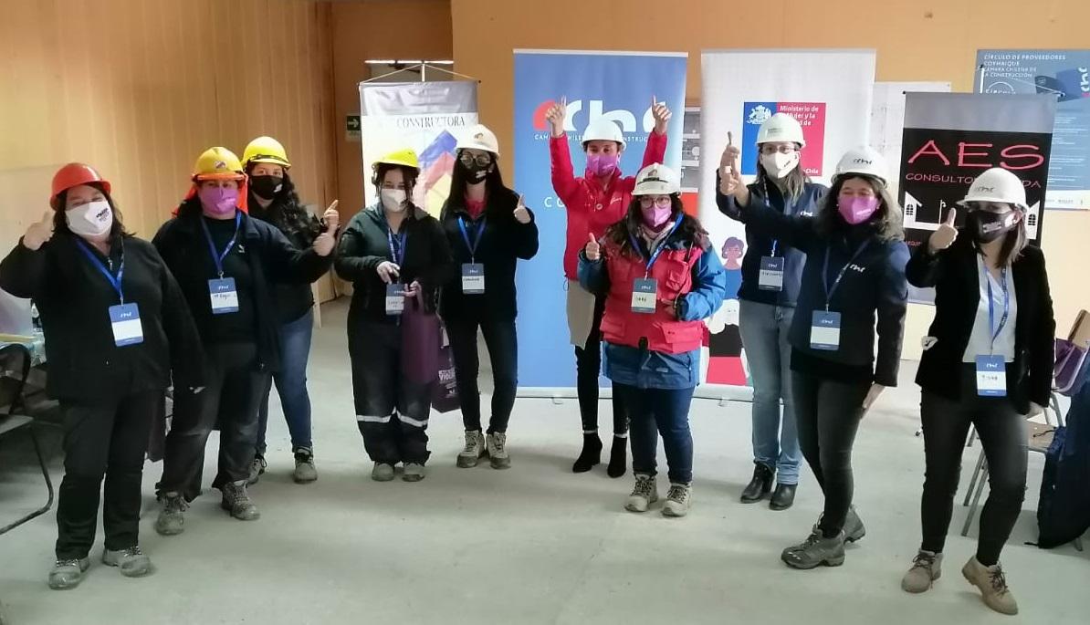CChC Coyhaique y Seremi de la Mujer valoran participación femenina en la construcción   noticias