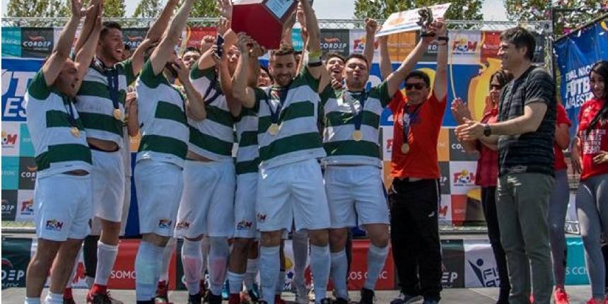 Comienza Torneo Fútbol Maestro 2019 noticias