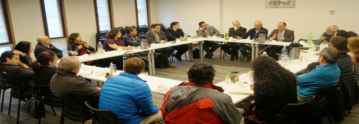 Importante asistencia de socios a reunión con Director Provincial del Trabajo noticias