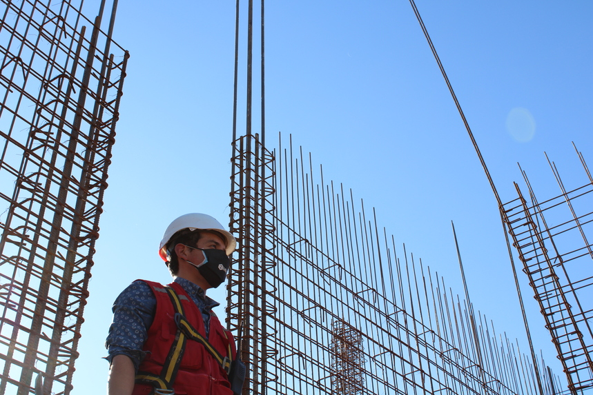 Distinguen a constructoras locales por sus bajas tasas de accidentes en obras noticias