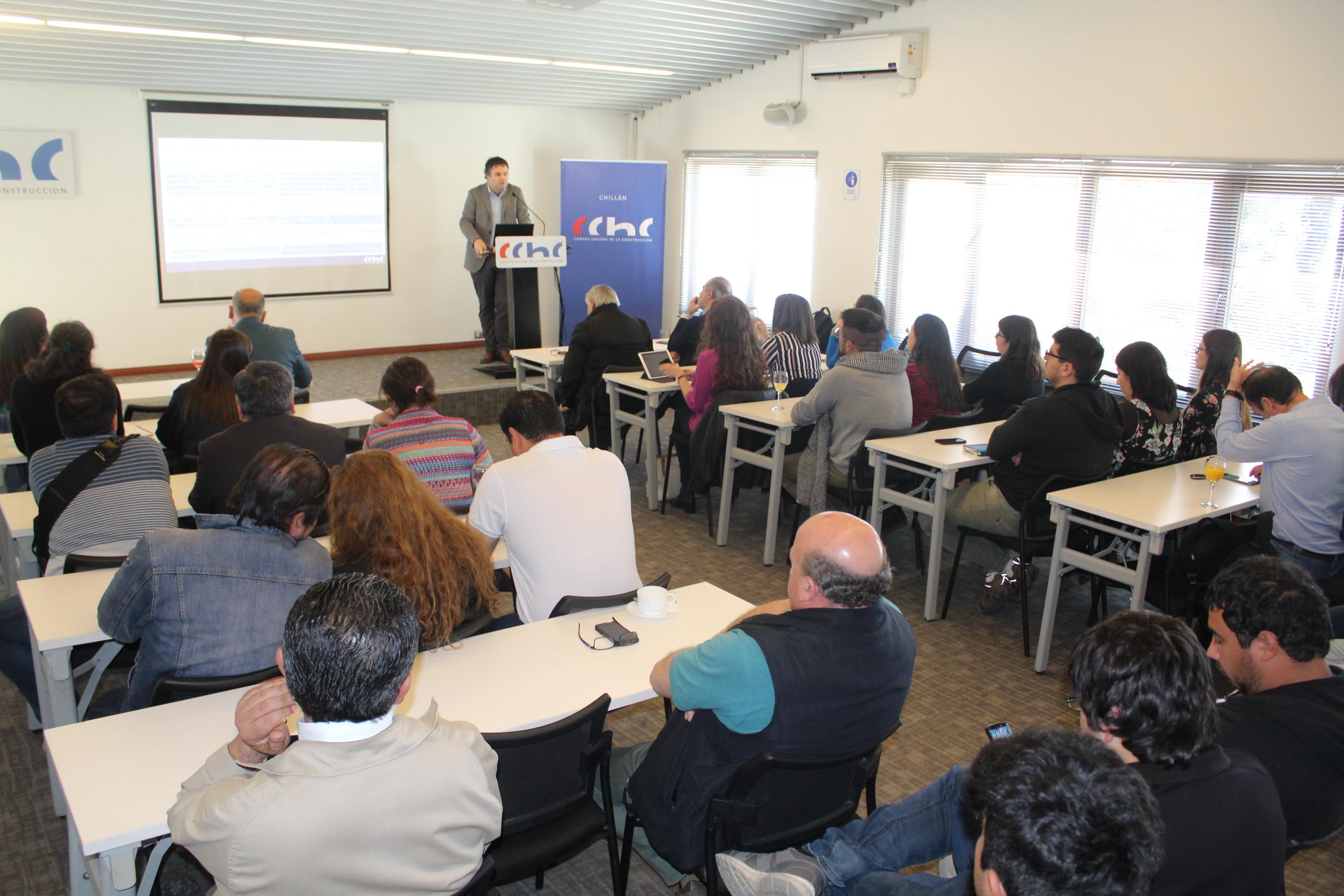 "Llaman a municipios de Ñuble a prepararse para usar recursos de ""Ley de aporte al espacio público noticias"
