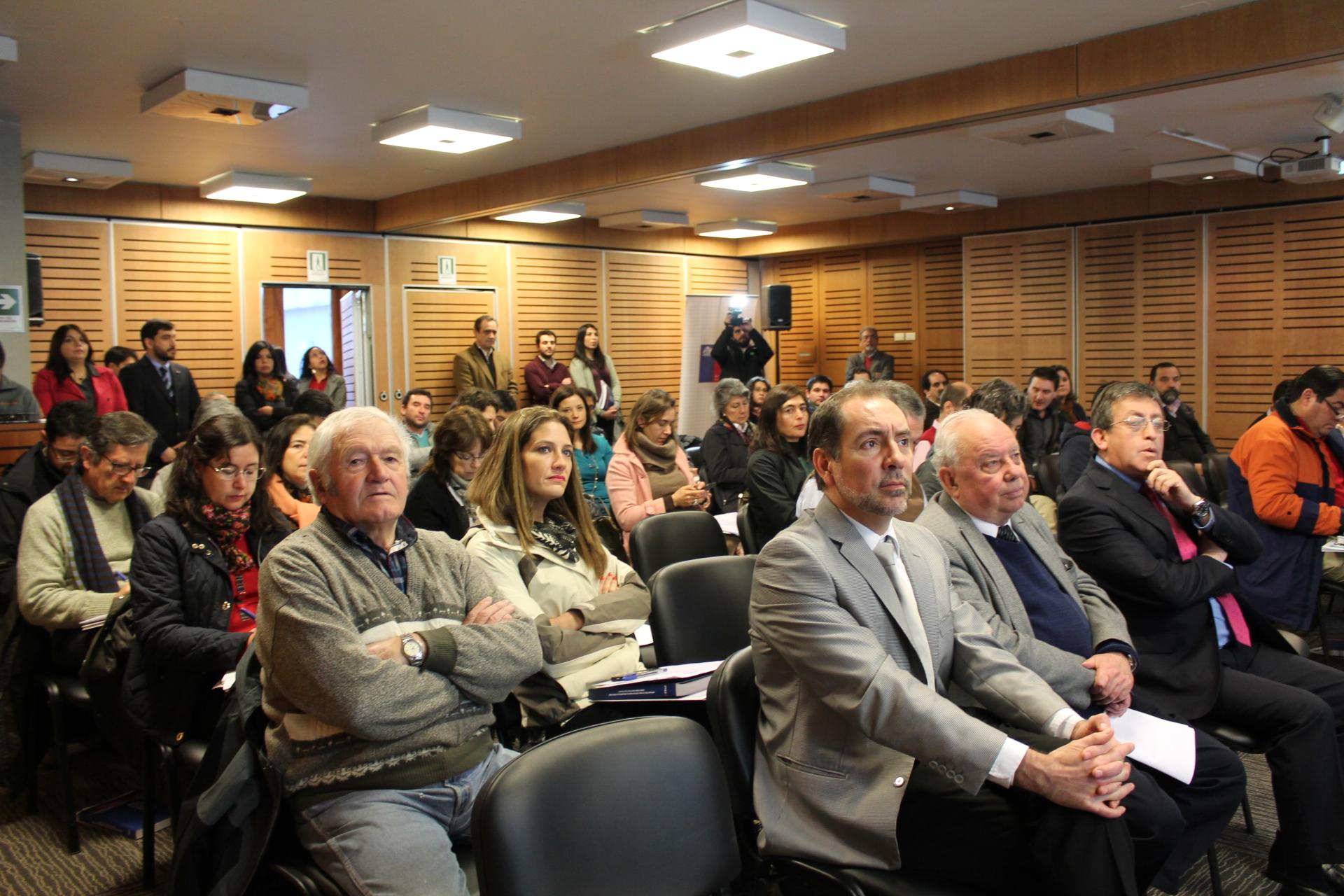 Seminario de <mark>Infraestructura</mark> reunió a las principales autoridades en la materia noticias