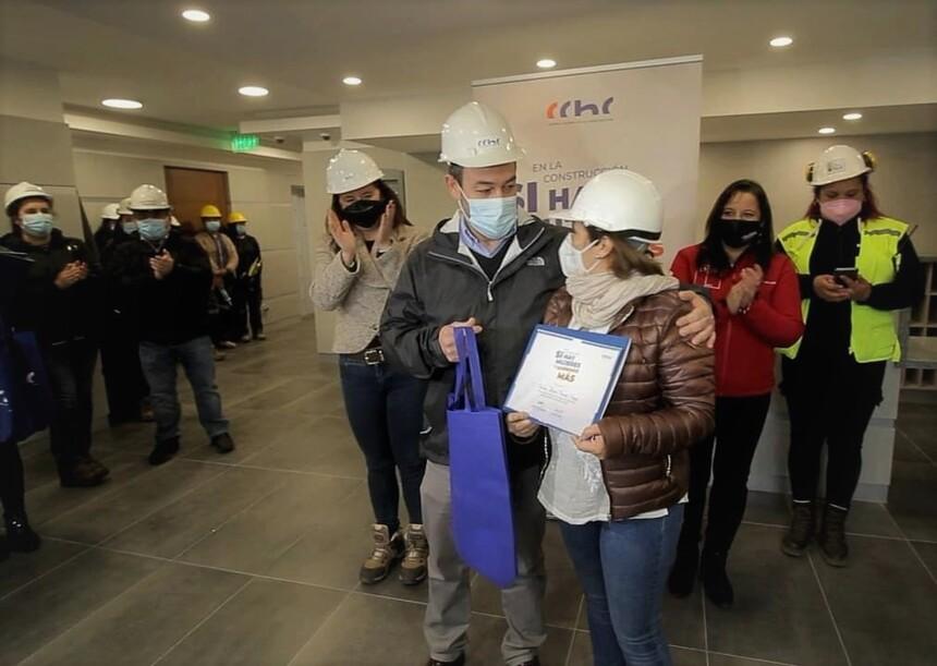 """CChC afirma que """"En la Construcción Sí hay mujeres"""" y lanzó campaña para sumarlas a las obras. noticias"""