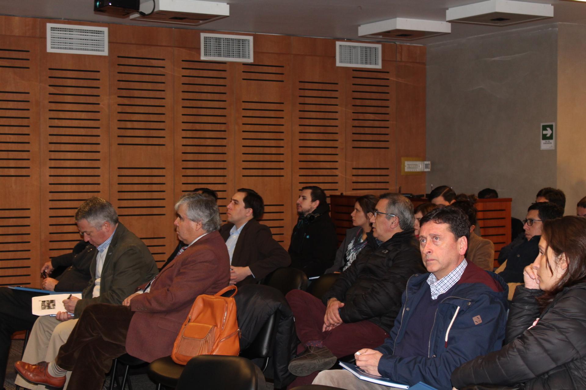 Cámara Chilena de la Construcción realizó primer Seminario de <mark>Sostenibilidad</mark> noticias