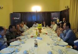 Cena de Camaradería Comité de Vivienda, Inmobiliario e <mark>Infraestructura</mark> noticias