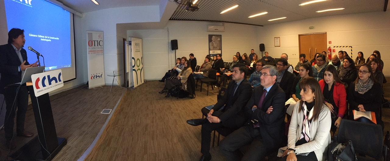 Antofagasta – En sede regional conmemoraron un año de la ley de inclusión laboral noticias