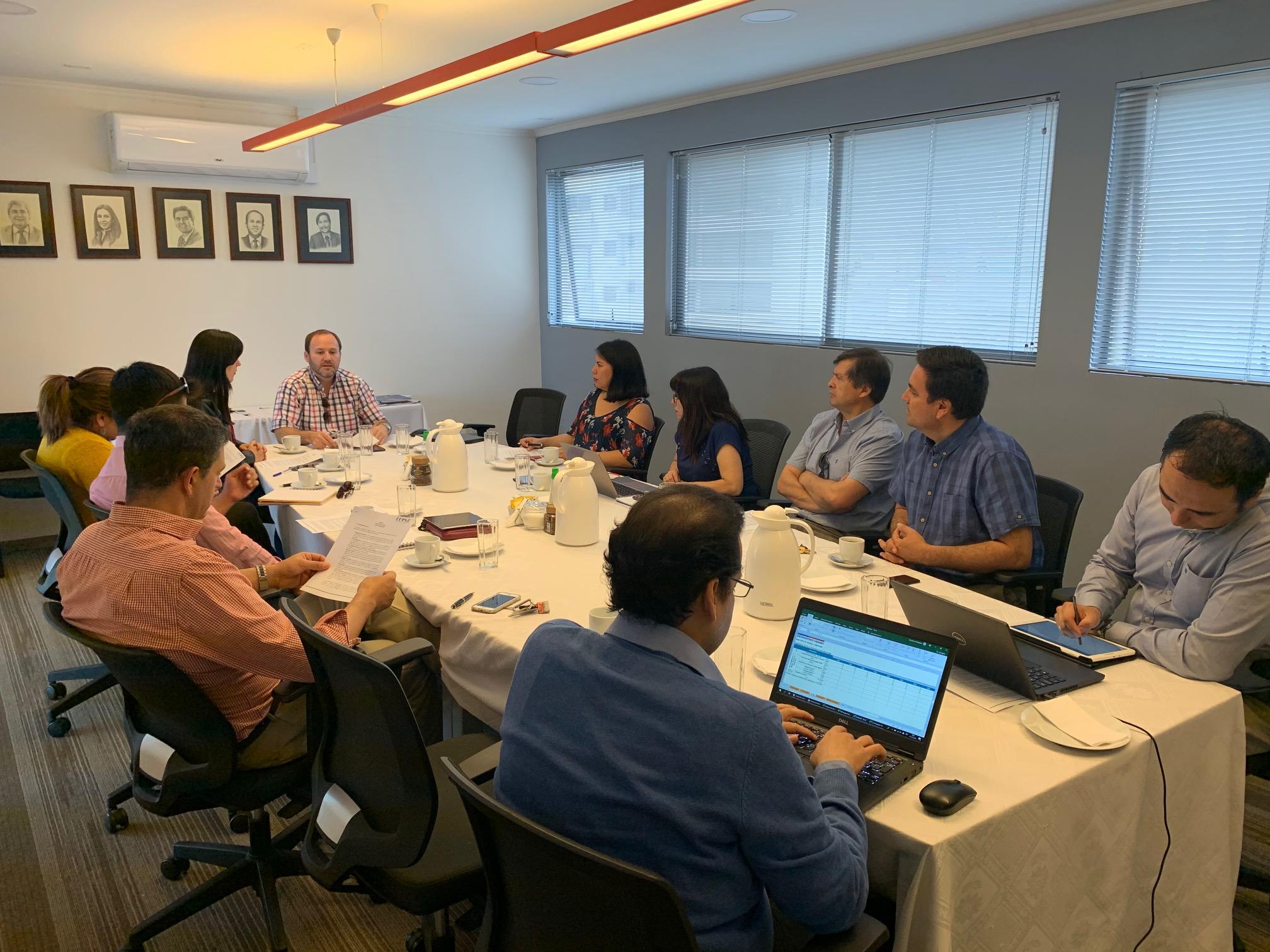 Socios sostuvieron primera reunión del nuevo Comité de <mark>Vivienda</mark> CChC Antofagasta noticias