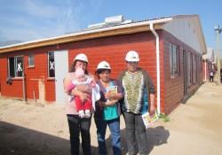 Planean entregar 398 colectores solares a viviendas sociales para así reducir el gasto familiar en energía noticias