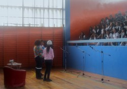 Obras de Teatro en Liceo Politectico Arica noticias