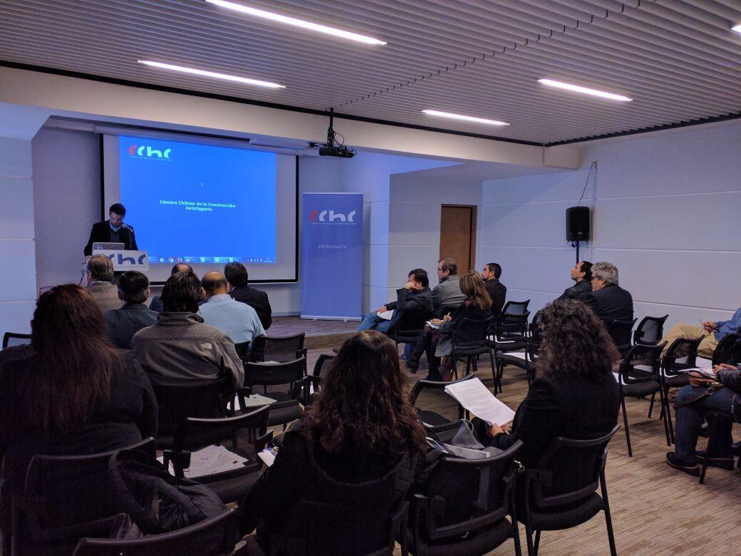 Antofagasta – Encuentro regional Minsal y CChC profundizó en inversión de <mark>infraestructura</mark> de salud noticias
