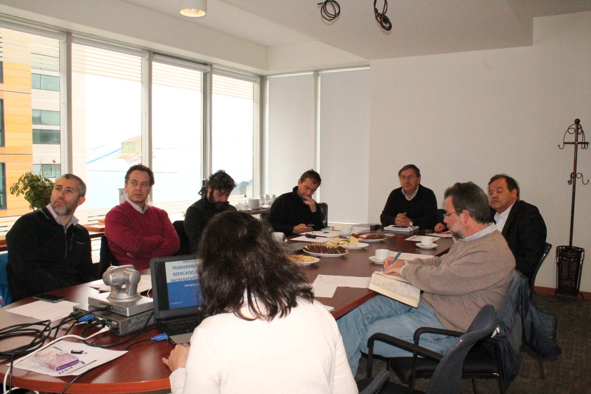 Reunión Comité de <mark>Vivienda</mark> con Gerente del área noticias