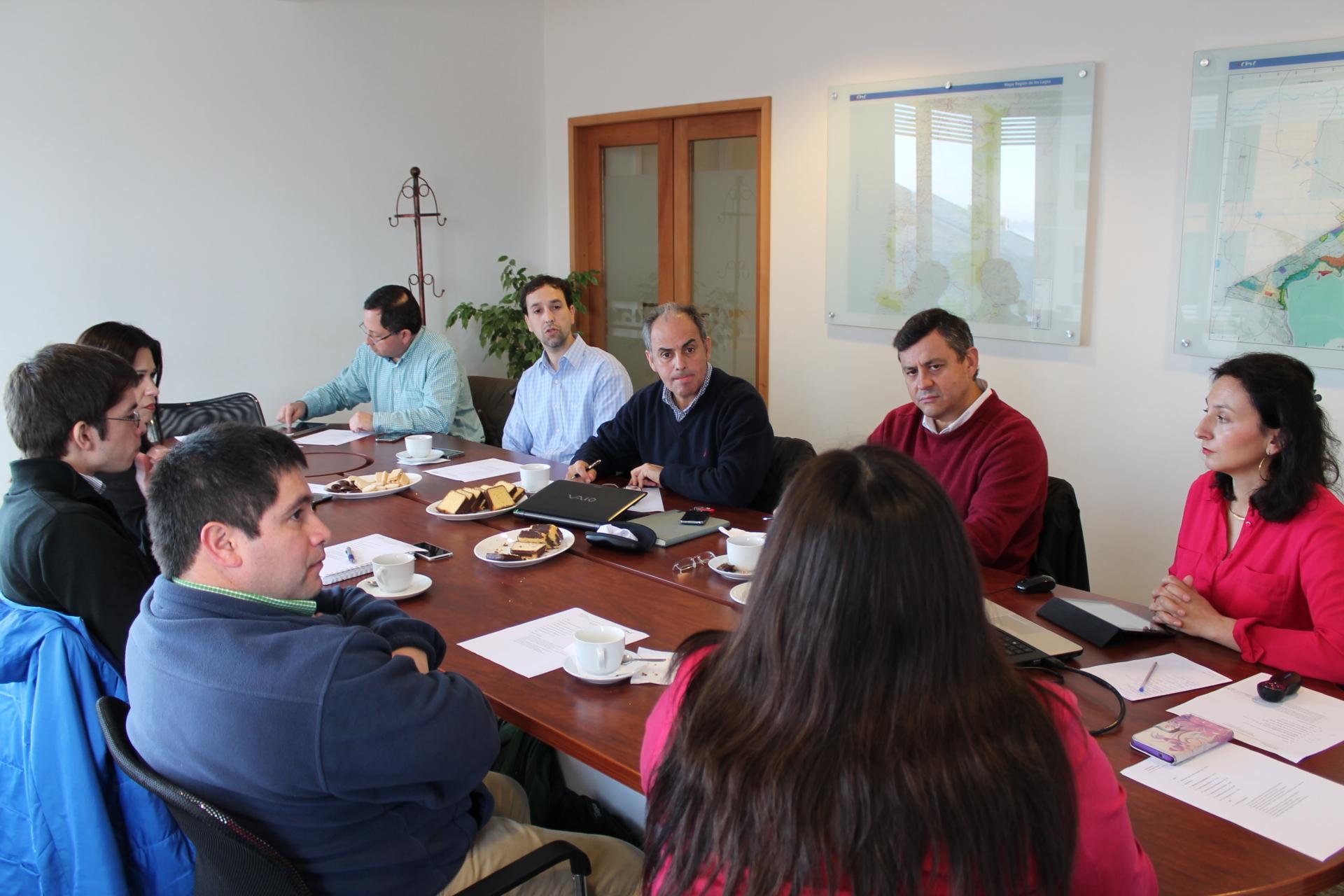 Reunión mensual de Comité de <mark>Suministros</mark> noticias