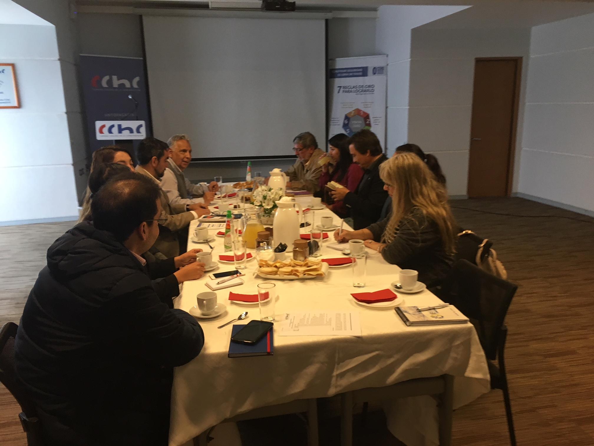Antofagasta – Mesa Técnica de Migración <mark>Laboral</mark> sesiona en Cámara Regional noticias