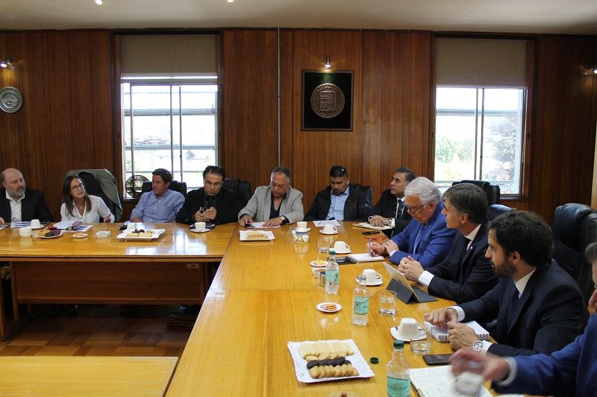 CChC Puerto Montt participó en encuentro con Ministro de Economía noticias