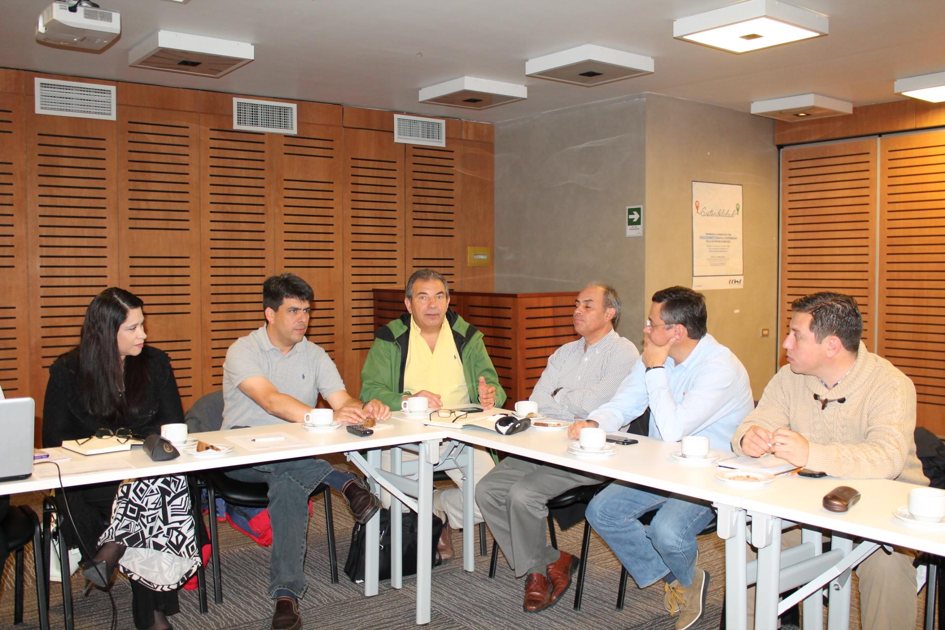 Reunión de Comité de <mark>Suministros</mark> noticias