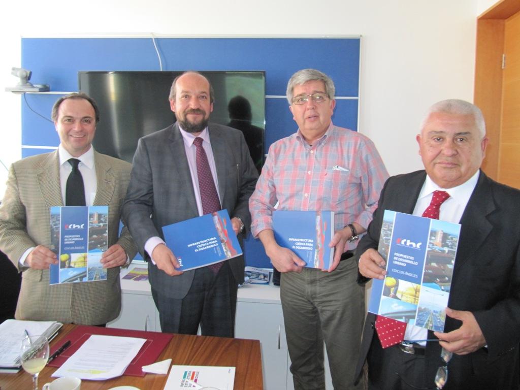 MDR se reunió con CORES de la provincia noticias