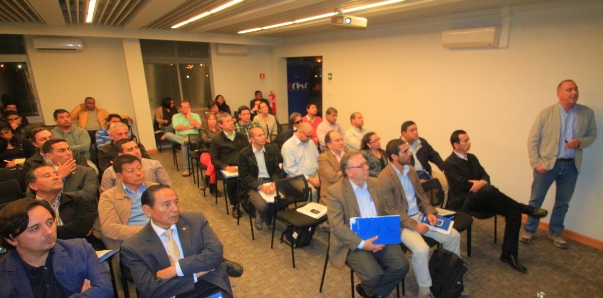 CChC Arica realiza Seminario de <mark>Sostenibilidad</mark> noticias