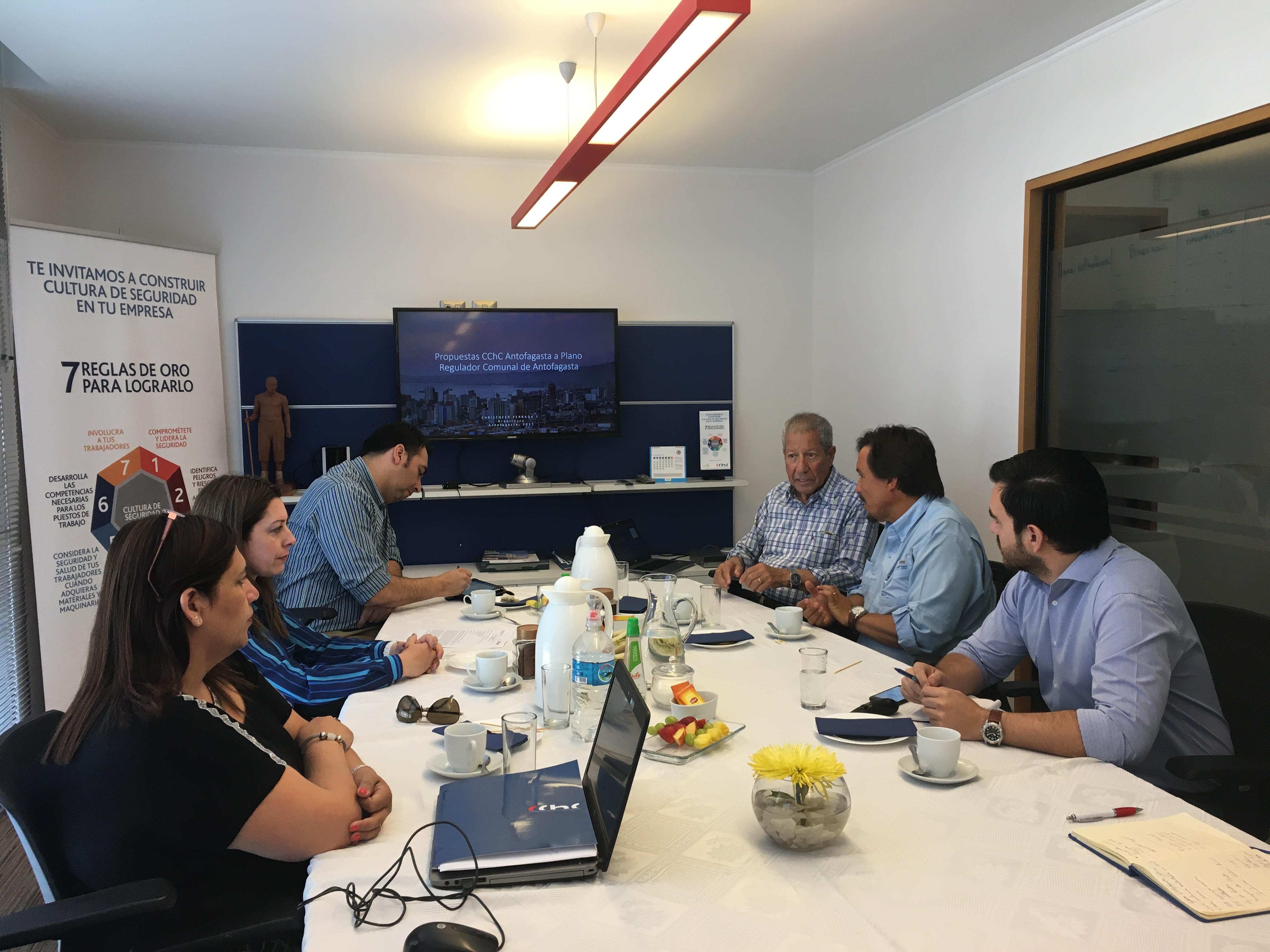 Antofagasta – Comisión de <mark>Urbanismo</mark> se enfocará en generar propuestas al plan regulador noticias
