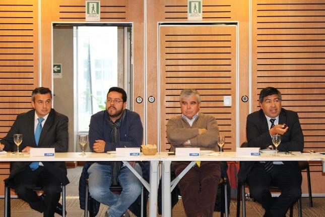 Puerto Montt: Director de Vialidad se reúne con Comité de <mark>Infraestructura</mark> noticias