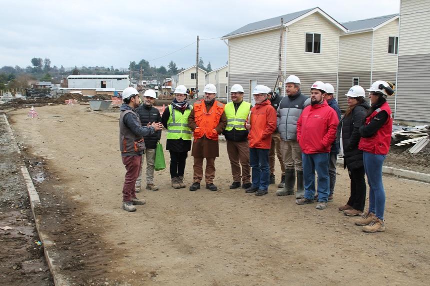 Puerto Montt: Visitas colaborativas en seguridad y salud <mark>laboral</mark> noticias