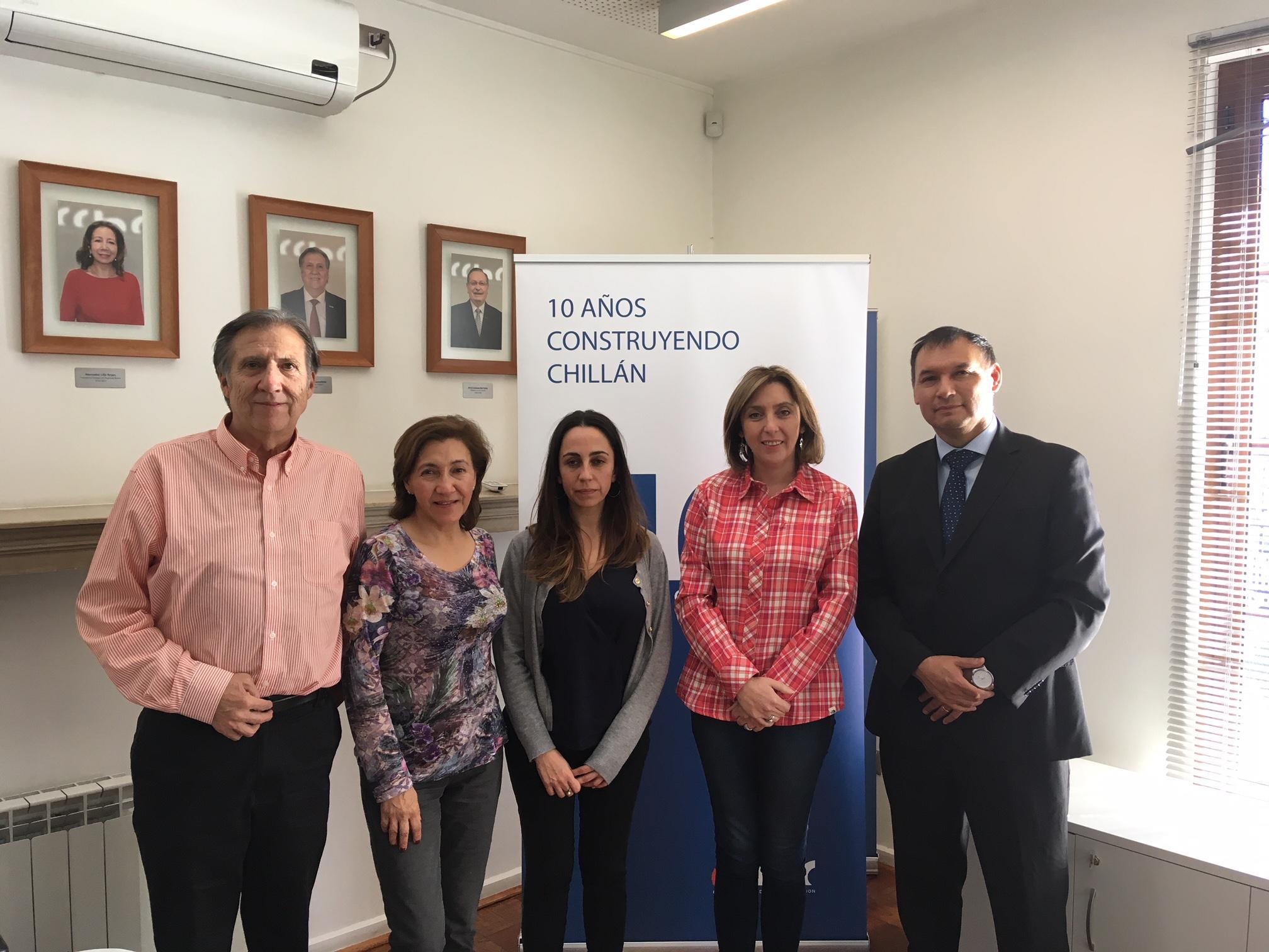 CChC Chillán con nuevo director de SECPLA Chillán noticias