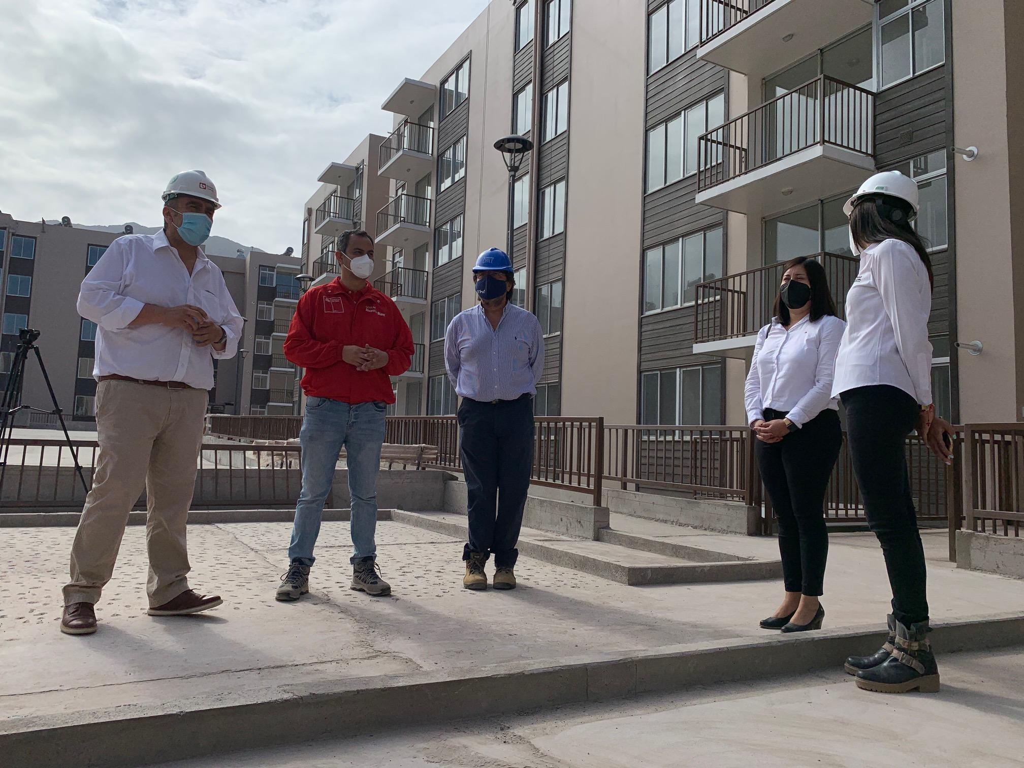 CChC Antofagasta presentó el primer portal de empleo exclusivo para la construcción noticias