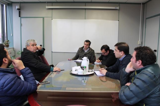 MOP participará en próximo Seminario de <mark>Infraestructura</mark> en Puerto Montt noticias