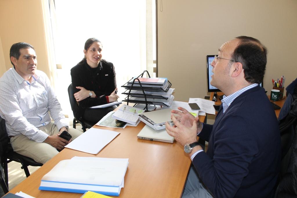 Presentan inquietudes a Director de Obras de La Serena noticias