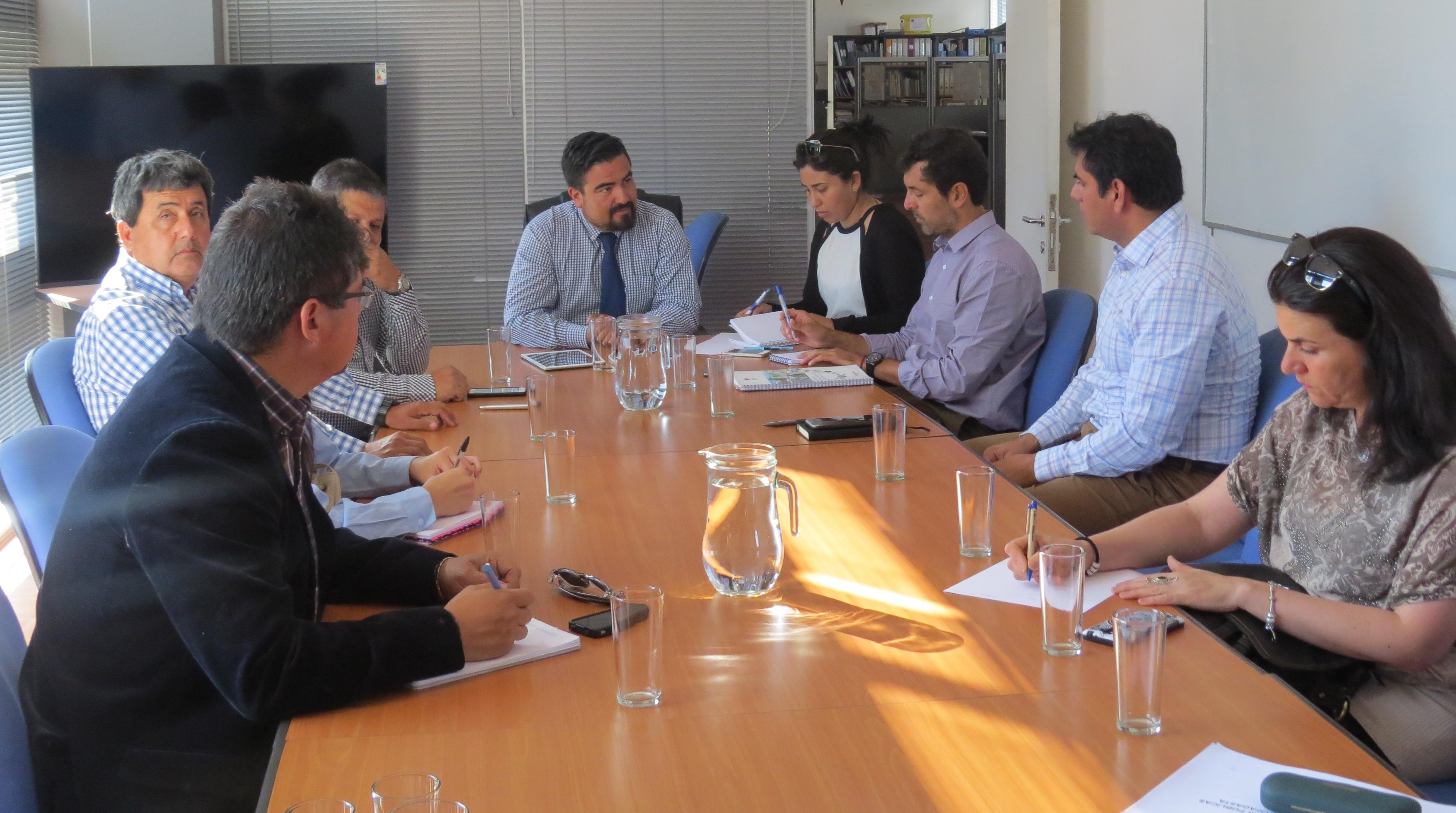 A empresas de <mark>infraestructura</mark> MOP realiza charla sobre registro de contratistas noticias