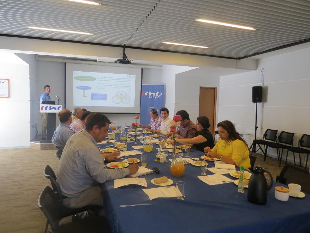 Comité de Proveedores conoce más sobre concepto de <mark>Sostenibilidad</mark> Empresarial noticias